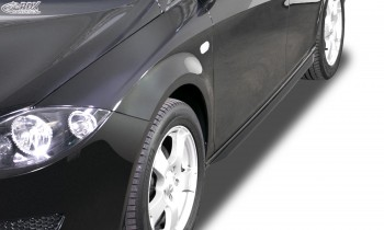"""RDX Seitenschweller SEAT Leon 1P """"Slim"""
