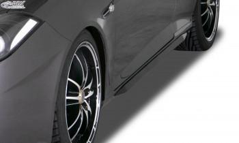 """RDX Seitenschweller für HYUNDAI Coupe (GK) 02 - 09 """"Slim"""""""