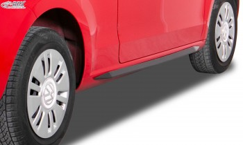 "RDX Seitenschweller VW Up / SKODA Citigo / SEAT Mii ""Slim"""