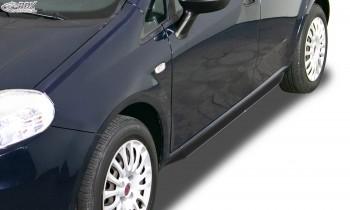 "RDX Sideskirts FIAT Grande Punto ""Slim"""