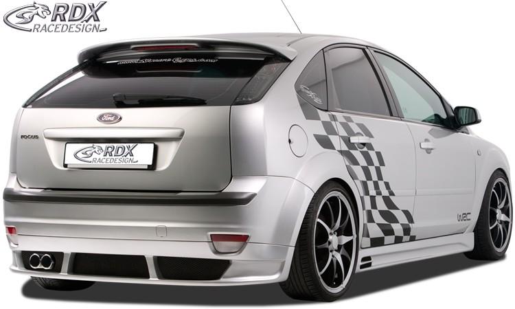 RDX Heckansatz für FORD Focus 2 Heckschürze Heck