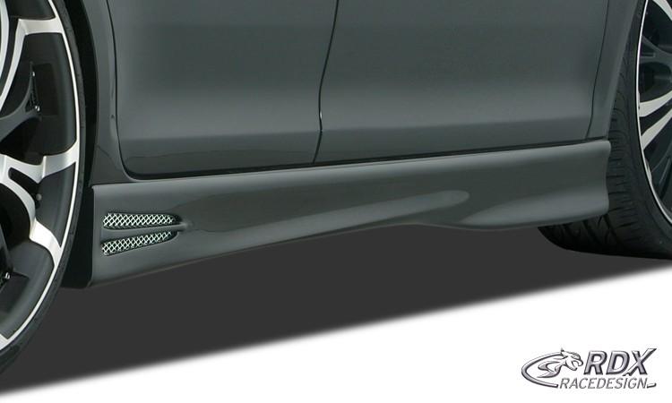"""RDX Seitenschweller Fiat Grande Punto, Punto Evo, Punto (199, 2005-2018) """"GT4"""""""