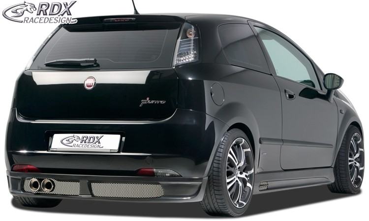 RDX Heckansatz Fiat Grande Punto Heckschürze Heck