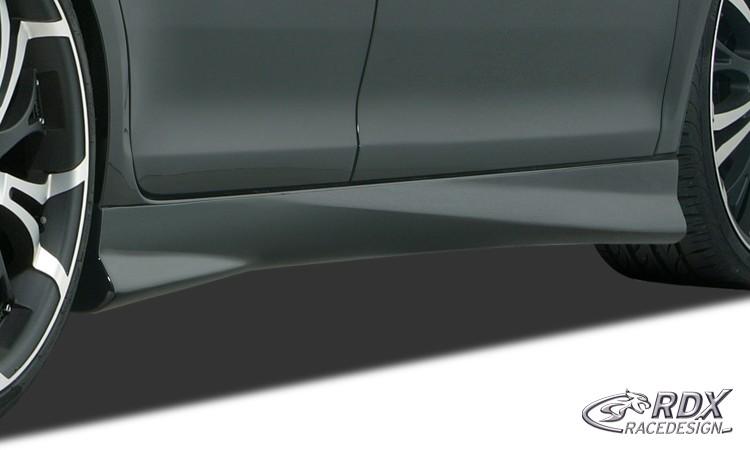 """RDX Seitenschweller für OPEL Astra H GTC """"Turbo"""
