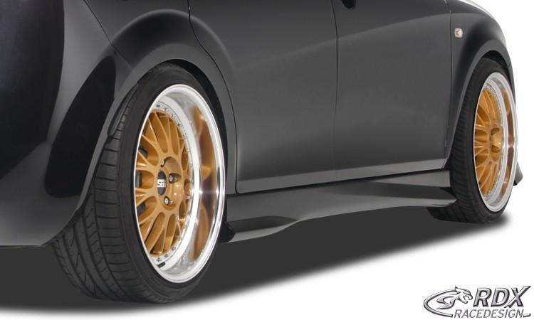 "RDX Seitenschweller Seat Leon 1P ""Turbo"""