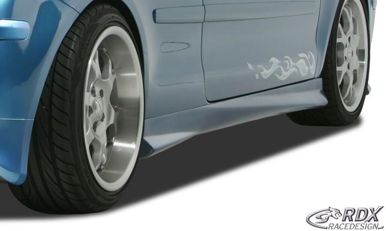 "RDX Seitenschweller VW Polo 9N ""Turbo"""