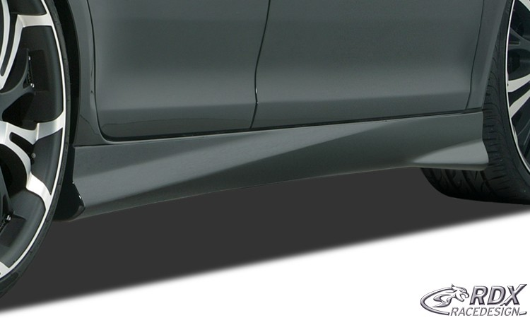 "RDX Seitenschweller VW Scirocco 3 (2009-2014 & 2014+) ""Turbo-R"""