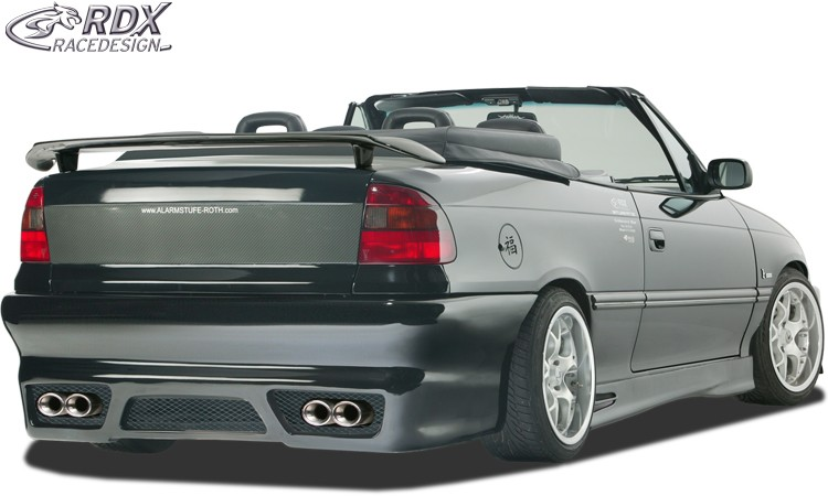 RDX Heckspoiler Opel Astra F Cabrio + Stufenheck Heckflügel Spoiler