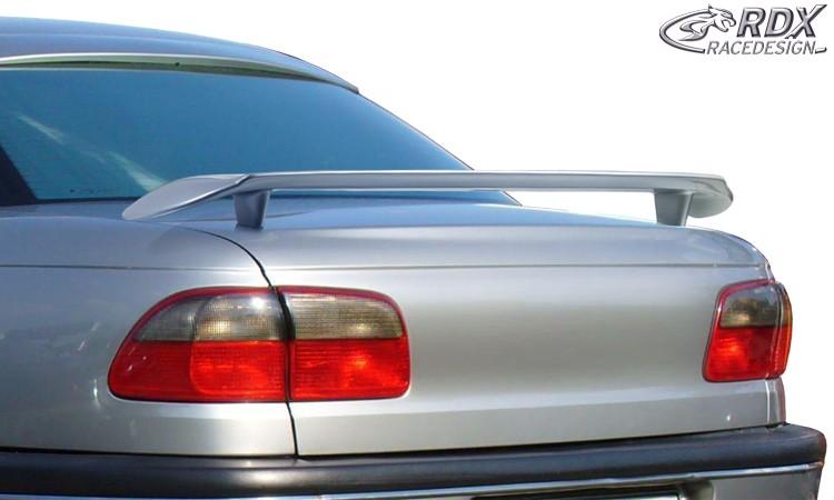 RDX Heckspoiler Opel Omega B Limousine Heckflügel Spoiler