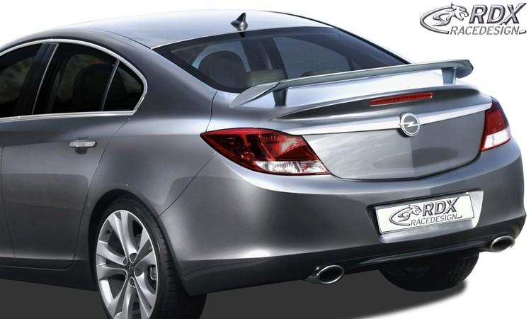 RDX Heckspoiler Opel Insignia Limousine Heckflügel Spoiler