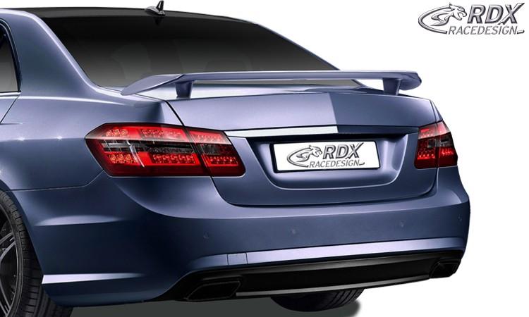 RDX Heckspoiler Mercedes E-Klasse W212 Heckflügel Spoiler