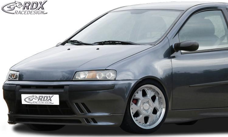 RDX Frontspoiler Fiat Punto 2 Frontlippe Front Ansatz Spoilerlippe
