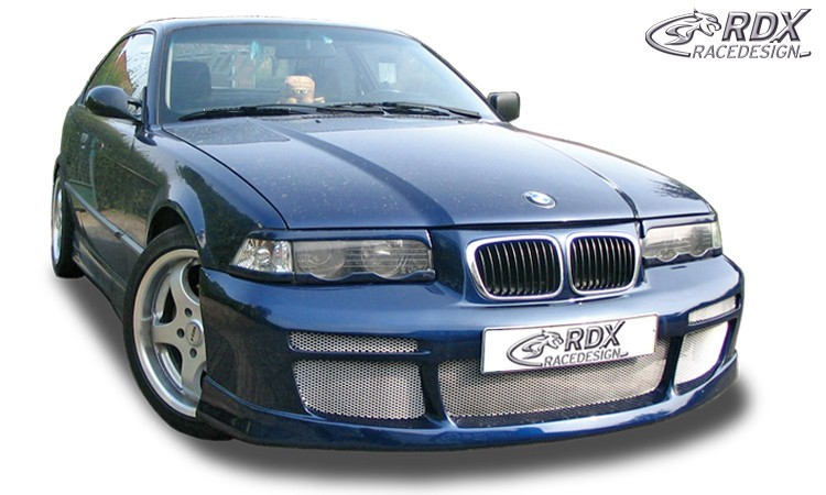 "RDX Frontstoßstange BMW E36 Compact ""GT-Race"" Frontschürze Front"