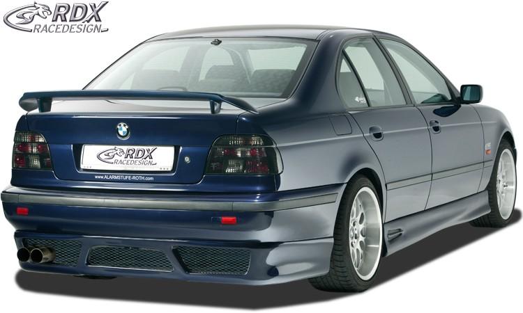 RDX Heckansatz BMW E39 Limousine Heckschürze Heck