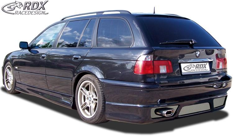 RDX Heckansatz BMW E39 Touring / Kombi Heckschürze Heck