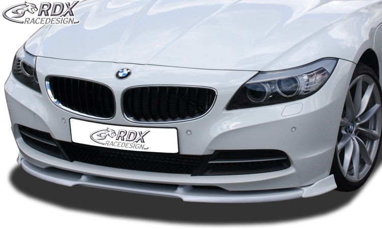 RDX Frontspoiler VARIO-X BMW Z4 E89 2009+ Frontlippe Front Ansatz Vorne Spoilerlippe