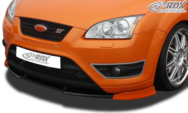 RDX Frontspoiler VARIO-X für FORD Focus 2 ST -2008 Frontlippe Front Ansatz Vorne Spoilerlippe