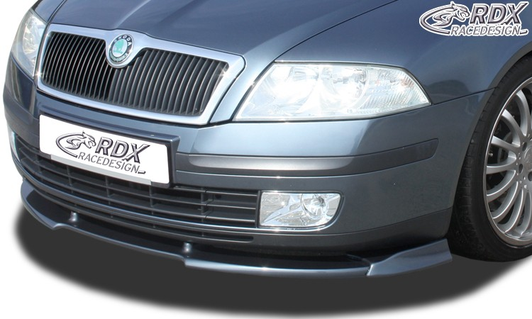 RDX Frontspoiler VARIO-X SKODA Octavia 2 Typ 1Z -2008 (nicht RS) Frontlippe Front Ansatz Vorne Spoilerlippe