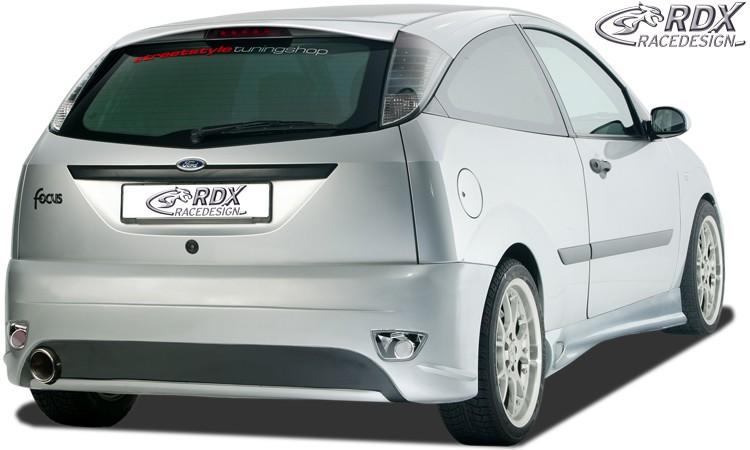 "RDX Heckstoßstange Ford Focus 1 ""NewStyle"" Heckschürze Heck"
