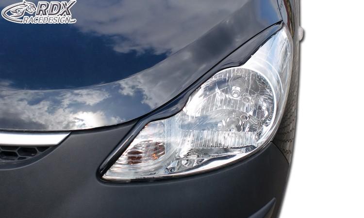 RDX Scheinwerferblenden Hyundai i10 2008+ Böser Blick