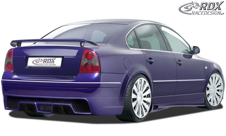 RDX Heckansatz VW Passat 3BG Limousine Heckschürze Heck