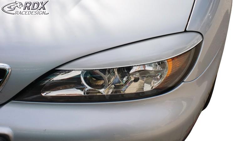 RDX Scheinwerferblenden Nissan Primera P11 1999-2002 Böser Blick