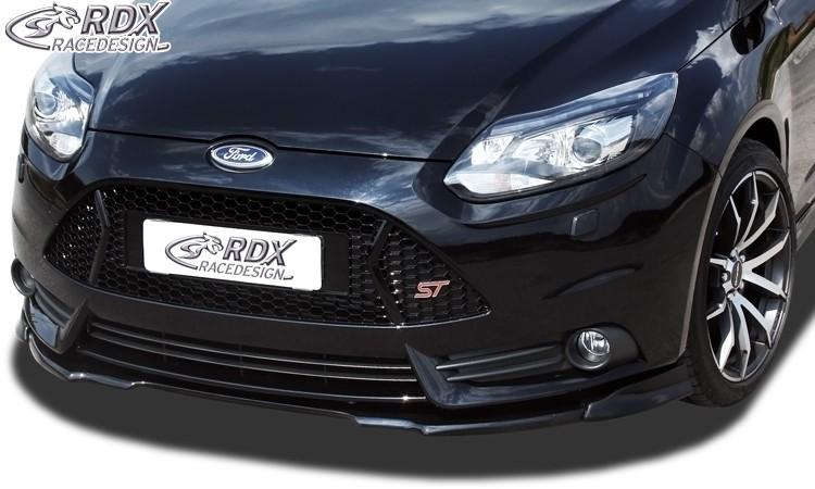 RDX Frontspoiler VARIO-X FORD Focus 3 ST (2012+) Frontlippe Front Ansatz Vorne Spoilerlippe