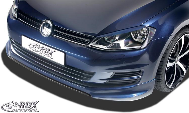 RDX Frontspoiler VW Golf 7 Frontlippe Front Ansatz Spoilerlippe