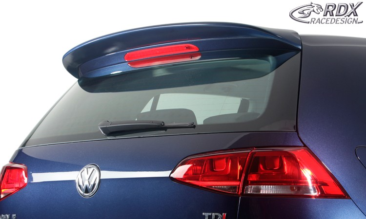RDX Heckspoiler VW Golf 7 Dachspoiler Spoiler
