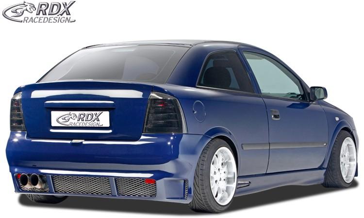 """RDX Heckstoßstange Opel Astra G """"GT4"""" Heckschürze Heck"""