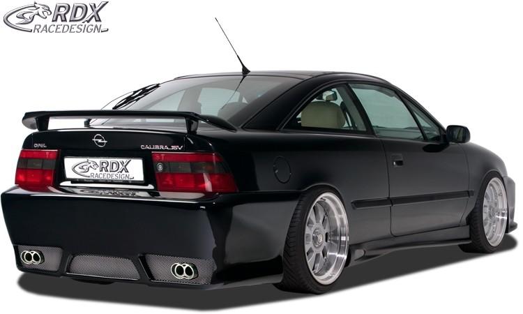 """RDX Heckstoßstange Opel Calibra """"GT-Race"""" Heckschürze Heck"""
