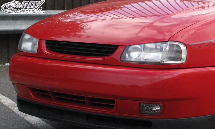 RDX Motorhaubenverlängerung Seat Cordoba (-1999) Böser Blick