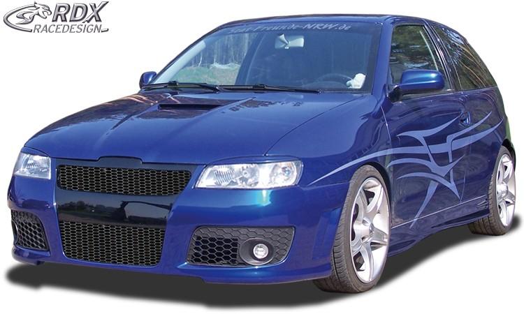 "RDX Frontstoßstange Seat Ibiza Facelift (ab 99) ""GTI-Five"" Frontschürze Front"