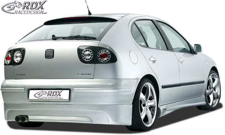 RDX Heckansatz Seat Leon 1M Heckschürze Heck