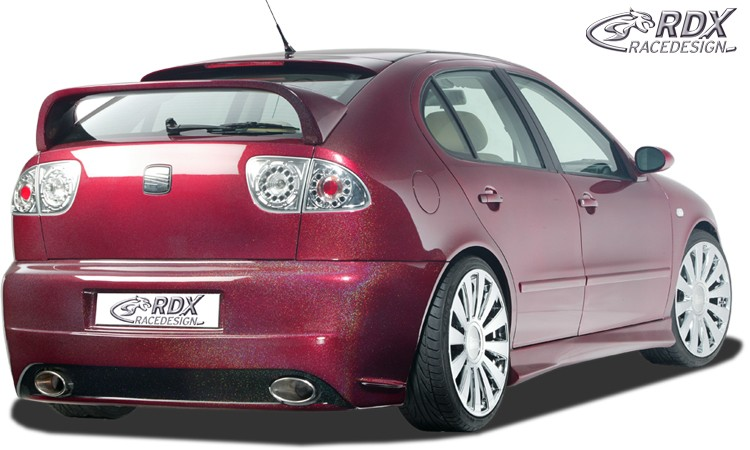 "RDX Heckstoßstange Seat Leon 1M ""GTI-Five"" Heckschürze Heck"