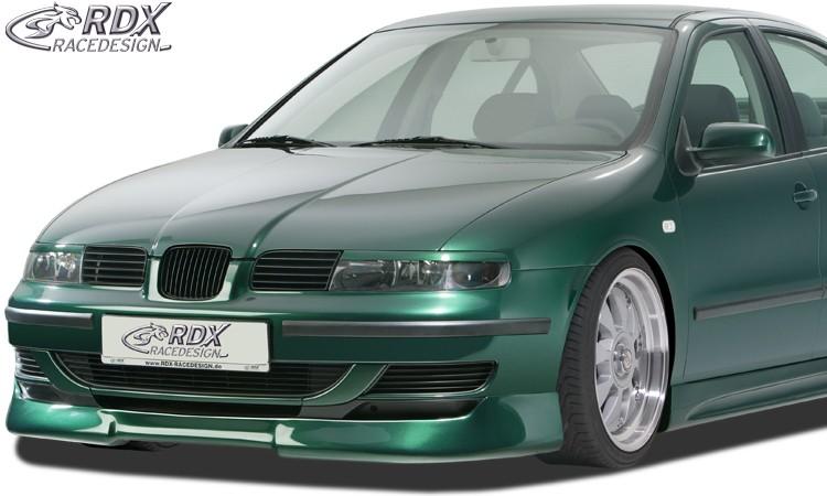RDX Frontspoiler Seat Leon 1M Frontlippe Front Ansatz Spoilerlippe
