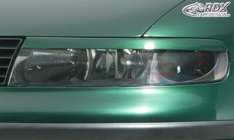 RDX Scheinwerferblenden Seat Toledo 1M Böser Blick
