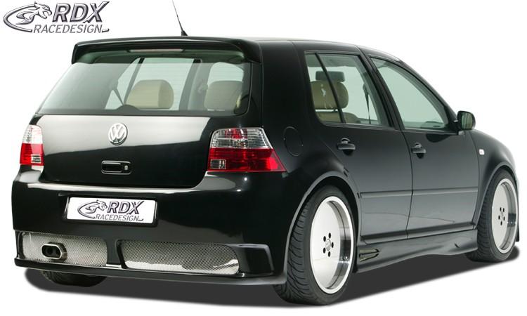 """RDX Heckstoßstange VW Golf 4 """"GT4"""" Heckschürze Heck"""