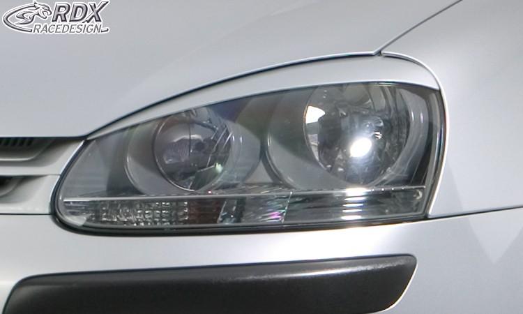 RDX Scheinwerferblenden VW Golf 5 Böser Blick