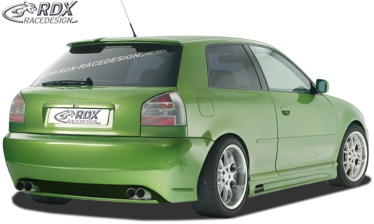 """RDX Heckstoßstange Audi A3 8L """"SingleFrame"""" Heckschürze Heck"""