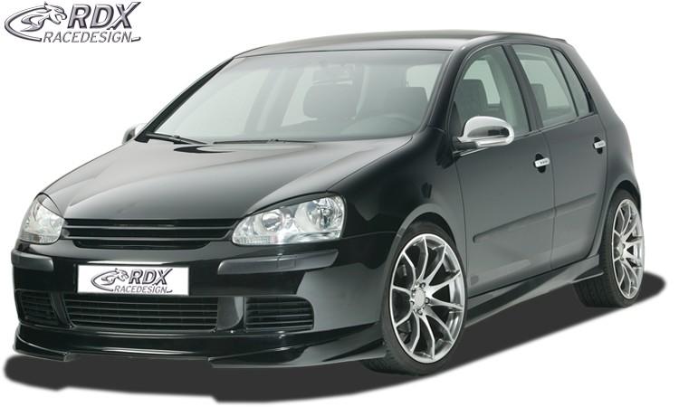 RDX Frontspoiler VW Golf 5 Frontlippe Front Ansatz Spoilerlippe
