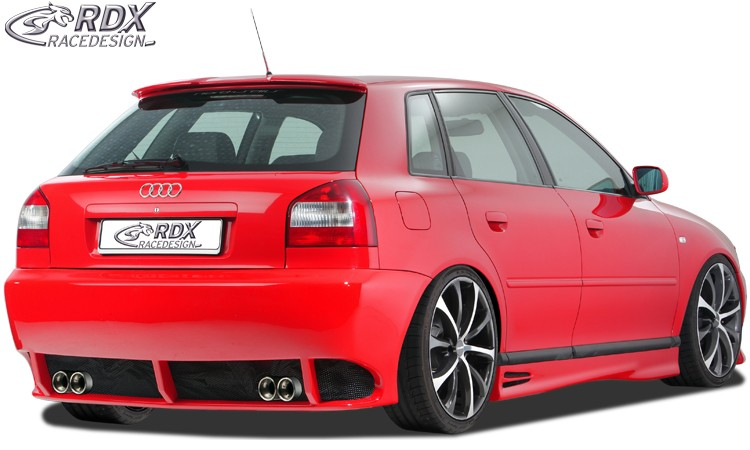 "RDX Heckstoßstange Audi A3 8L ""GT-Race"" Heckschürze Heck"