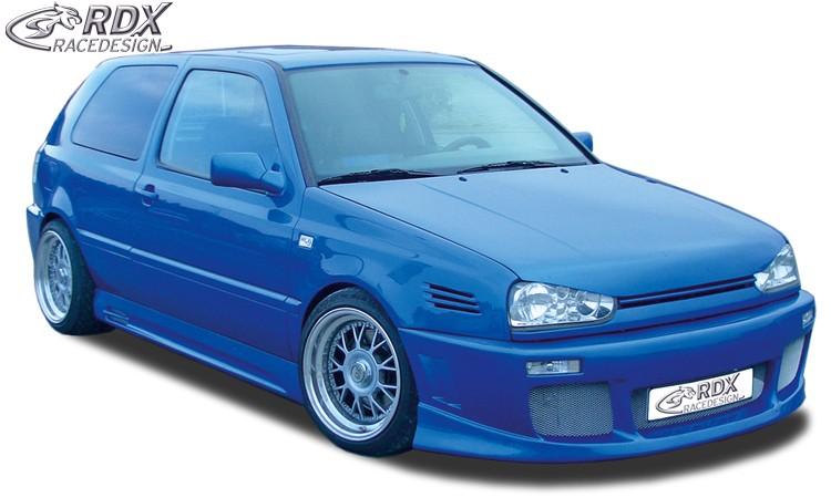 "RDX Frontstoßstange VW Vento ""GT-Race"" Frontschürze Front"