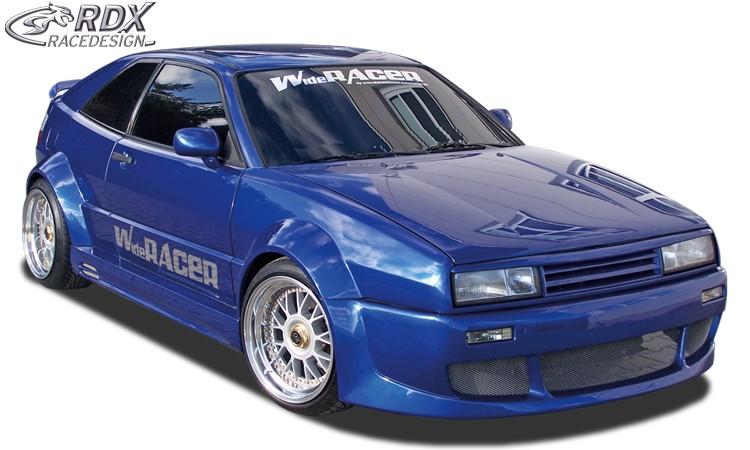 "RDX Breitbausatz VW Corrado (hinten mit KZ-Mulde) ""WideRACER"" Bodykit Breitbau"