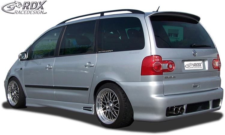 """RDX Heckstoßstange VW Sharan Facelift (2000+) """"GT4"""" Heckschürze Heck"""