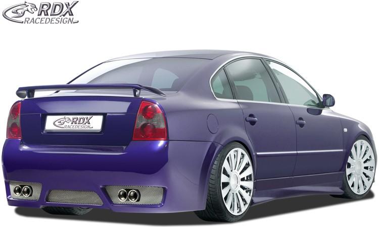 """RDX Heckstoßstange VW Passat 3BG Limousine """"GT-Race"""" Heckschürze Heck"""