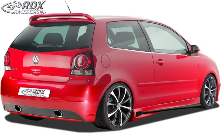 "RDX Heckstoßstange VW Polo 9N3 ""GTI-Five"" Heckschürze Heck"