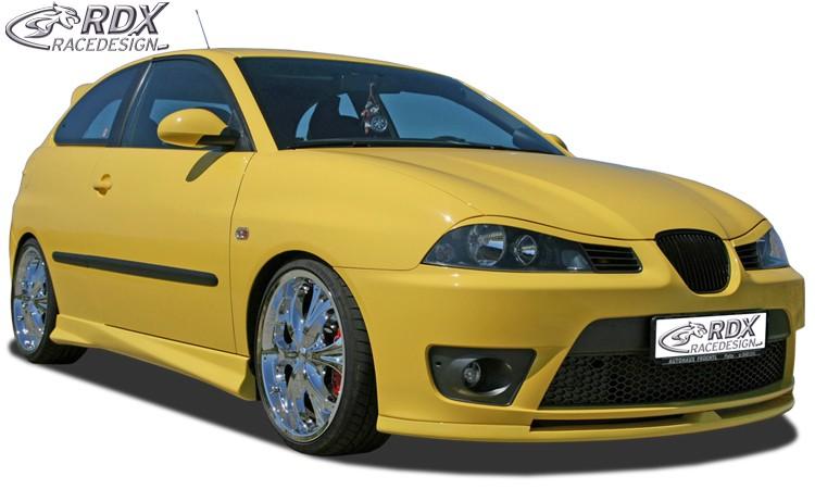 RDX Frontspoiler Seat Ibiza 6L Cupra Frontlippe Front Ansatz Spoilerlippe