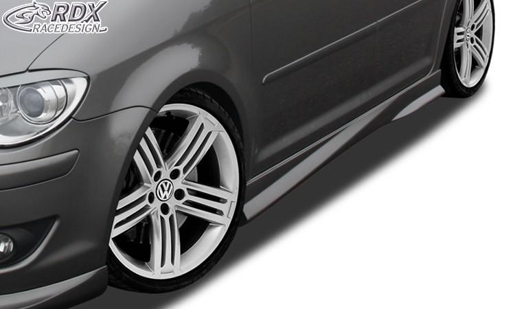 """RDX Seitenschweller VW Touran 1T1 Facelift 2011+ """"Turbo"""""""