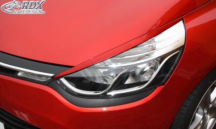 RDX Scheinwerferblenden RENAULT Clio 4 Böser Blick